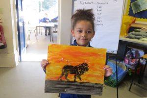 Y1 2 International Art Day 5