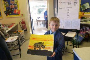 Y1 2 International Art Day 6