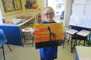 Y1 2 International Art Day 7