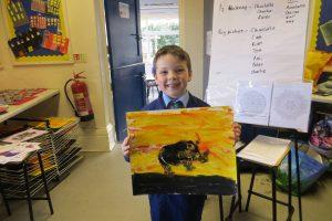 Y1 2 International Art Day 8