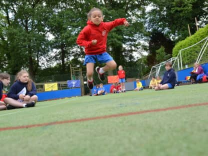 Year 1 & 2 Sports Day