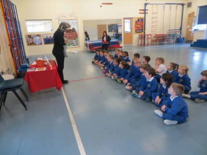 Year 1 & 2 Workshop - The Quest for Kings Queens & Castles