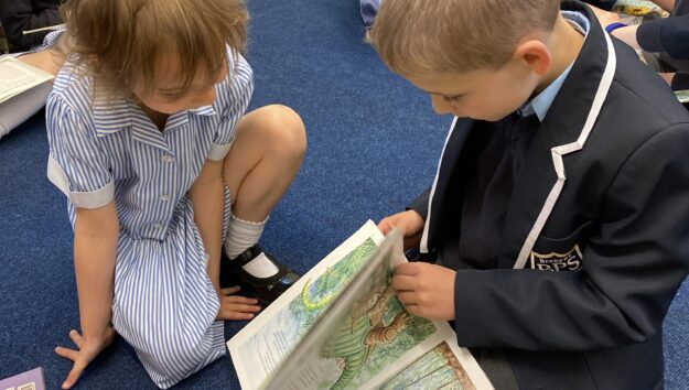 Year 1 Engage in Poetry