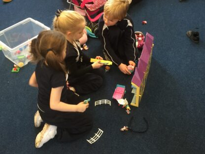 Year 1 - Friends and Golden Time