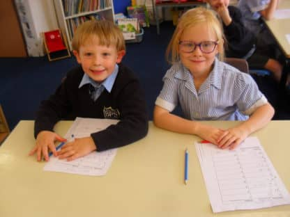 Year 1 Maths & English