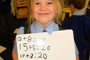 Year 1 Maths Number Bonds 4 180118 144402