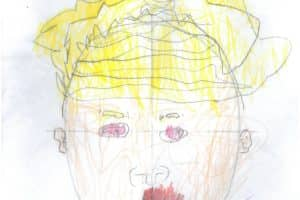 Self Portraits Y1 1
