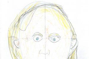 Self Portraits Y1 12