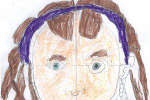 Self Portraits Y1 16