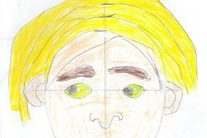 Self Portraits Y1 2