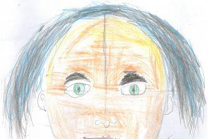 Self Portraits Y1 4