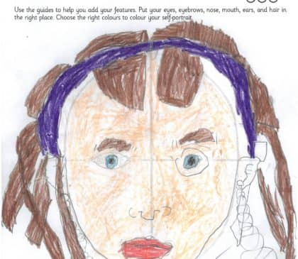 Year 1 Portraits