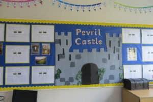 Y2 Castles Display 1