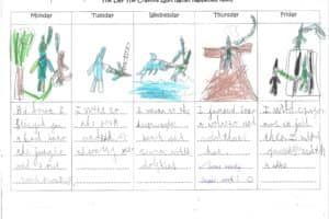 Y2 Childrens Work 2