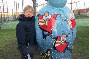 Y1 Snowman Trail 6