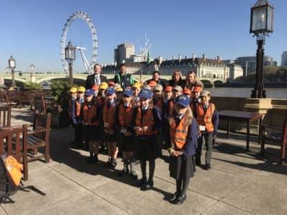 Year 3 & 4 London Trip - 6.11.17
