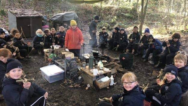 Year 3 & 4 Viking Experience