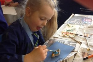 Year 3 Dragon Artwork 10