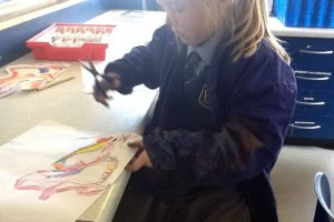 Year 3 Dragon Artwork 11