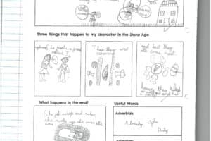 Y3 Stoneage Stories 3