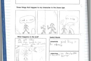 Y3 Stoneage Stories 6