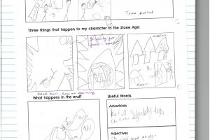 Y3 Stoneage Stories 4