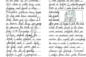 Y3 Newspaper Reports 1