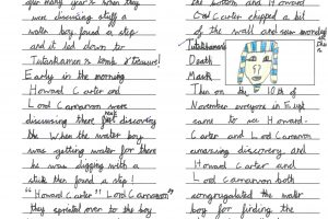 Y3 Newspaper Reports 6