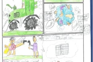 Year 4 Cartoons 3