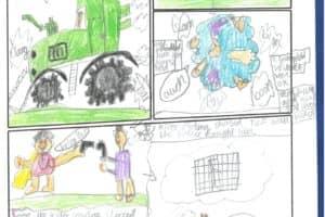 Year 4 Cartoons 3