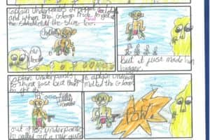 Year 4 Cartoons 5