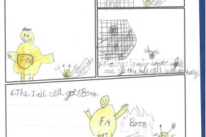 Year 4 Cartoons 6