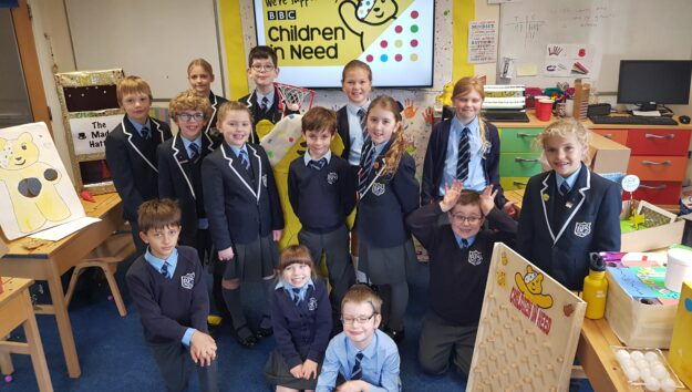 Year 4 Children in Need Gallery