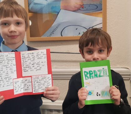 Year 4 Chronological Reports