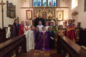 Y5 Rec Buddies Church Visit 3