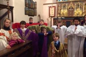 Y5 Rec Buddies Church Visit 4