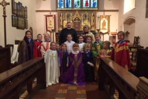 Y5 Rec Buddies Church Visit 2