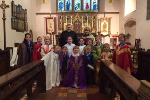 Y5 Rec Buddies Church Visit 3