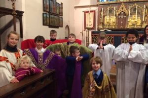 Y5 Rec Buddies Church Visit 4