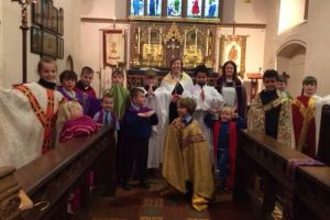 Y5 Rec Buddies Church Visit 7