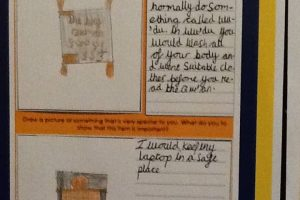 Y5 Childrens work 8