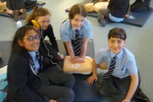 First Aid Millies Trust Feb 2020 12