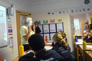Classroom Visitor 2