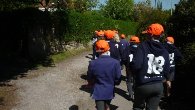 Year 6 Local History Walk