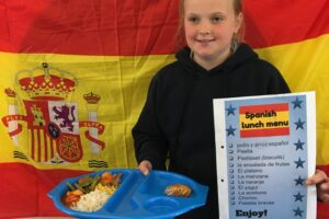 ES Spanish lunch menu 1