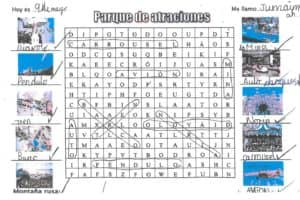 Spanish Work 3