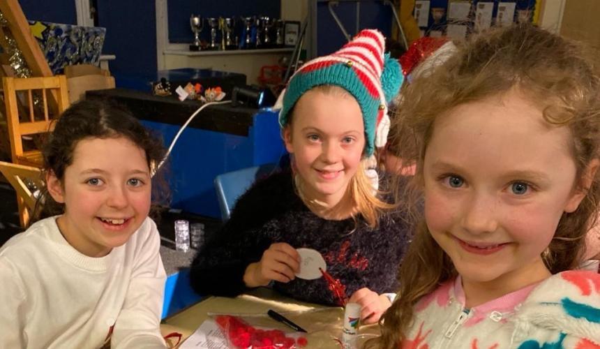 Christmas Family Cocoa Evening
