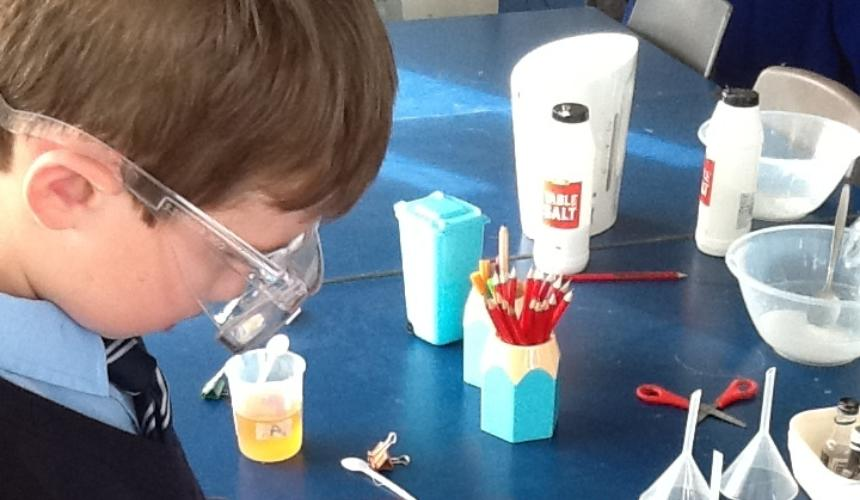 Year 5 Specialist Science