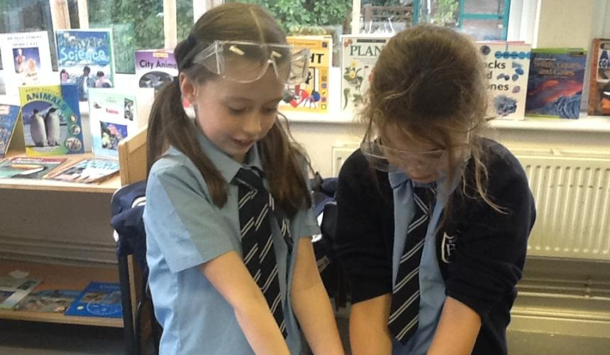 Year 6 Specialist Science