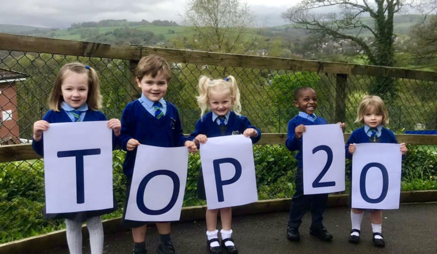 Top 20 Nursery Group Award